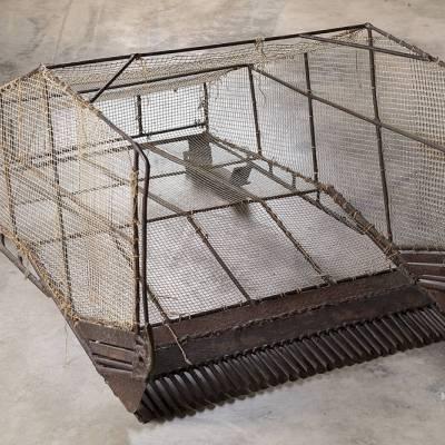 gàbia per a marisqueig