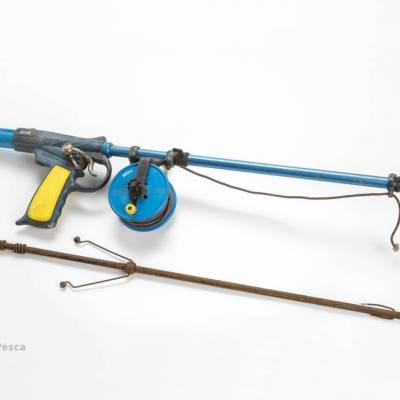 fusell de pesca submarina
