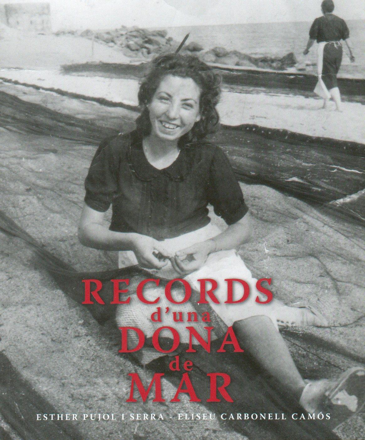 Coberta de Records d'una dona de mar